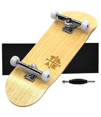 Teak Tuning Prolific 32mm Wooden Fingerboard Complete