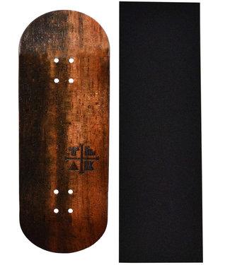 Teak Tuning 34mm Profilic Two Tone Wooden Fingerboard Deck
