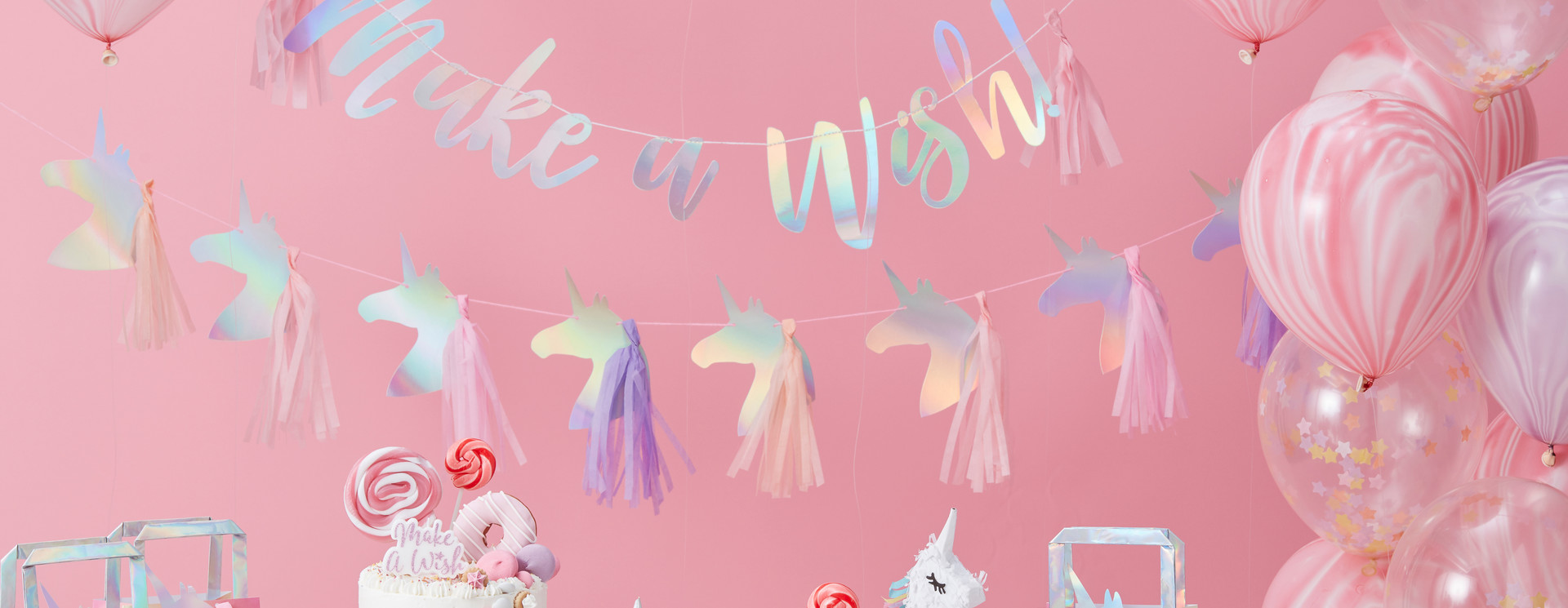 Make A Wish Unicorn