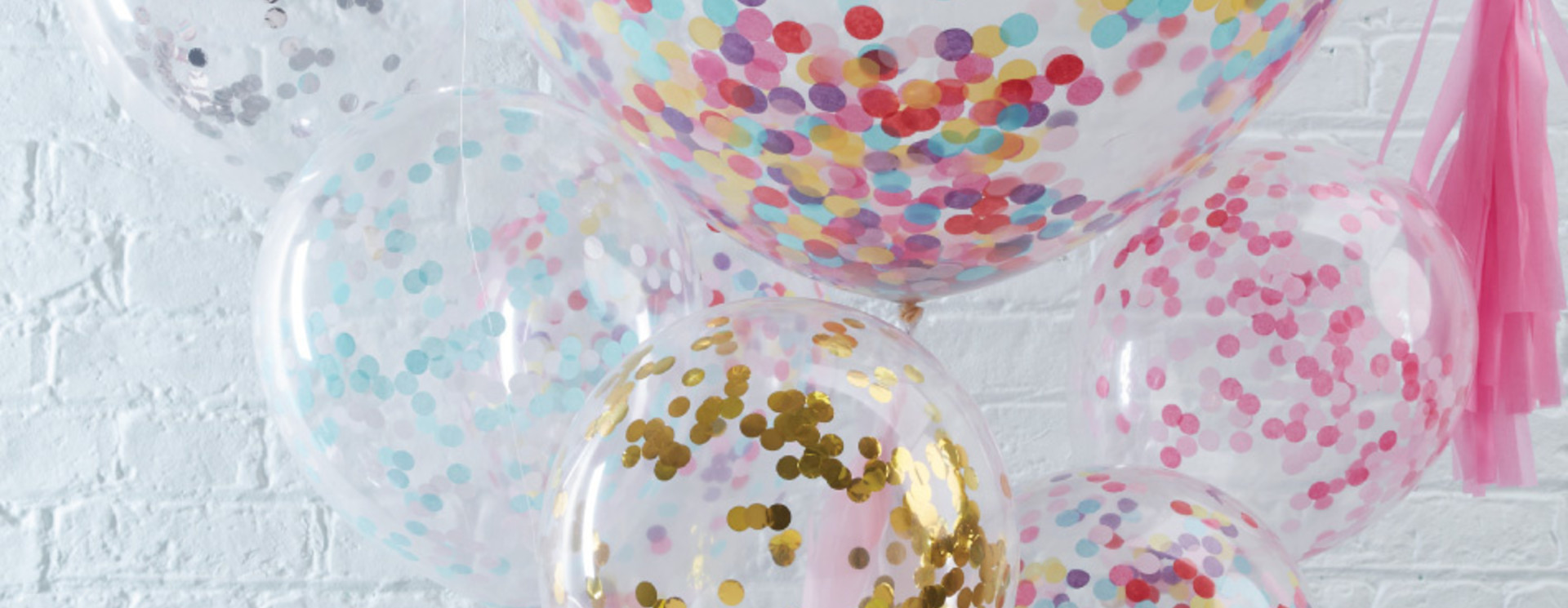 Confetti ballonnen