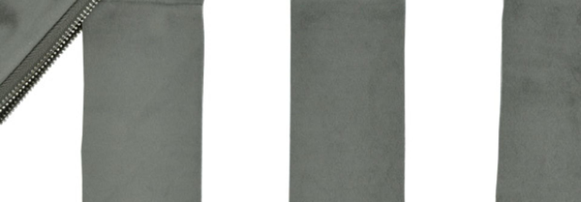 Slinger fluweel olijf 4 M - Delight Department