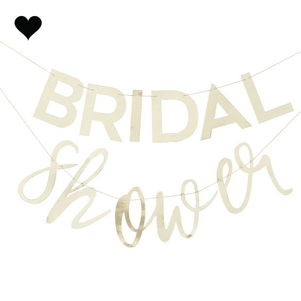 Slinger Bridal Shower Botanical Hen Ginger Ray-2