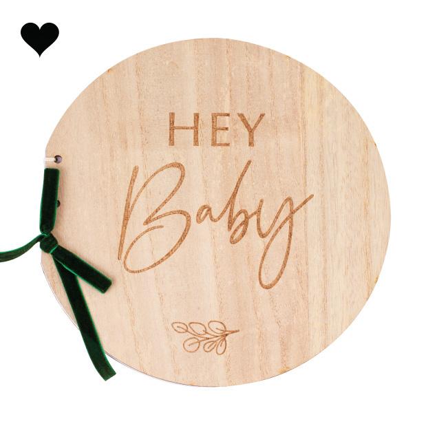 Gastenboek Botanical Baby Ginger Ray-2