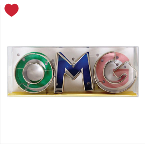 Meri Meri koekjesvorm - OMG-1