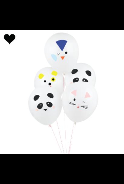 Ballonnen kawaii