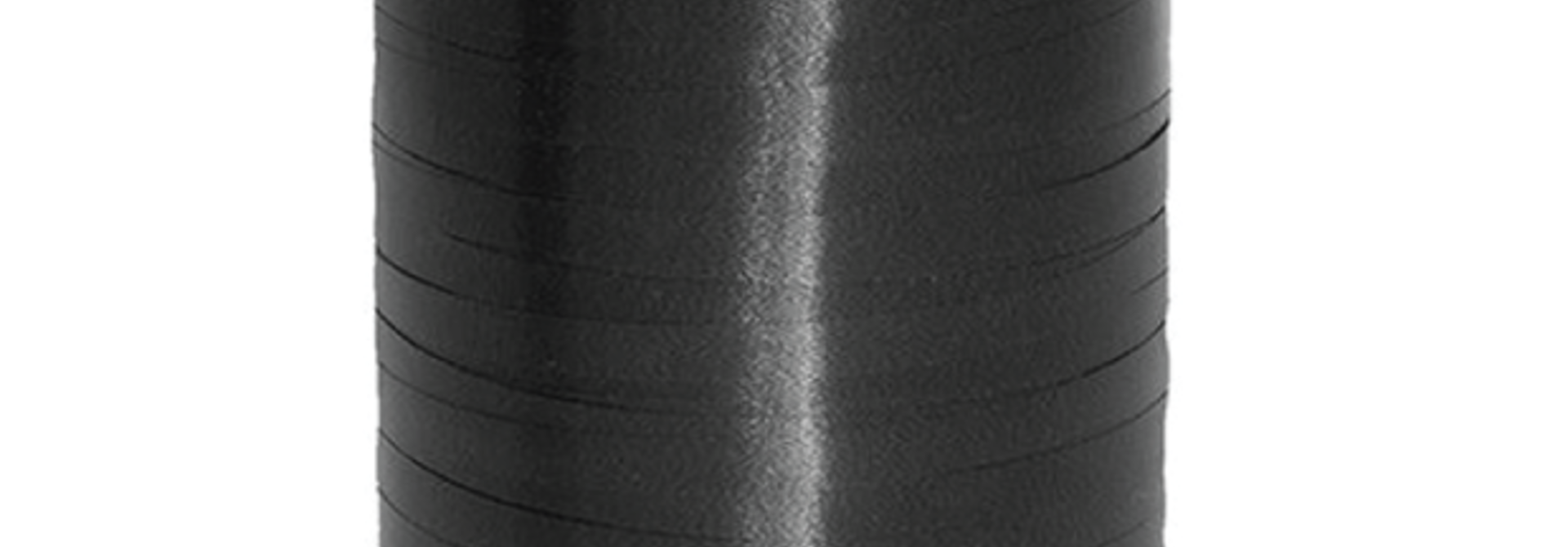 Ballonlint zwart 5 mm (500 m)