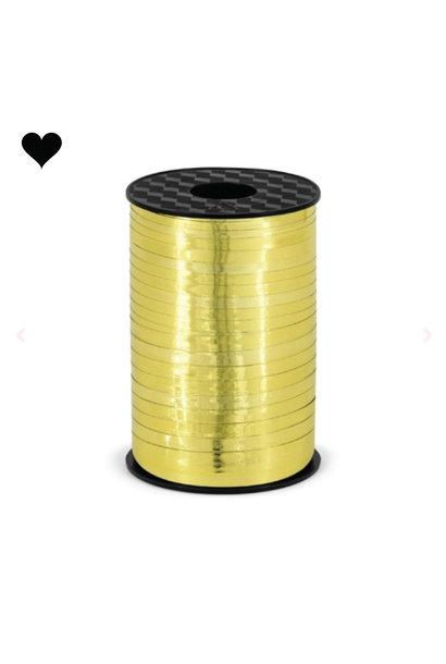 Ballonlint goud 5 mm (225 m)
