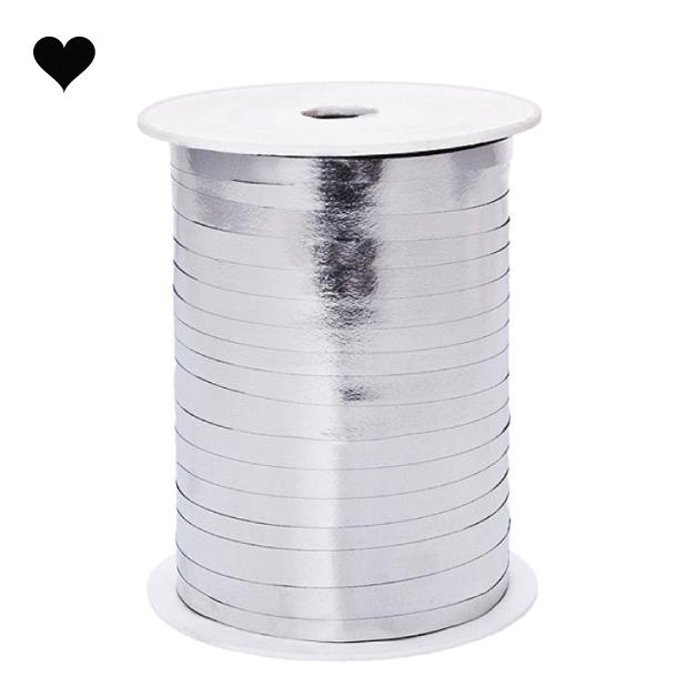 Ballonlint zilver 5 mm (225 m)-1