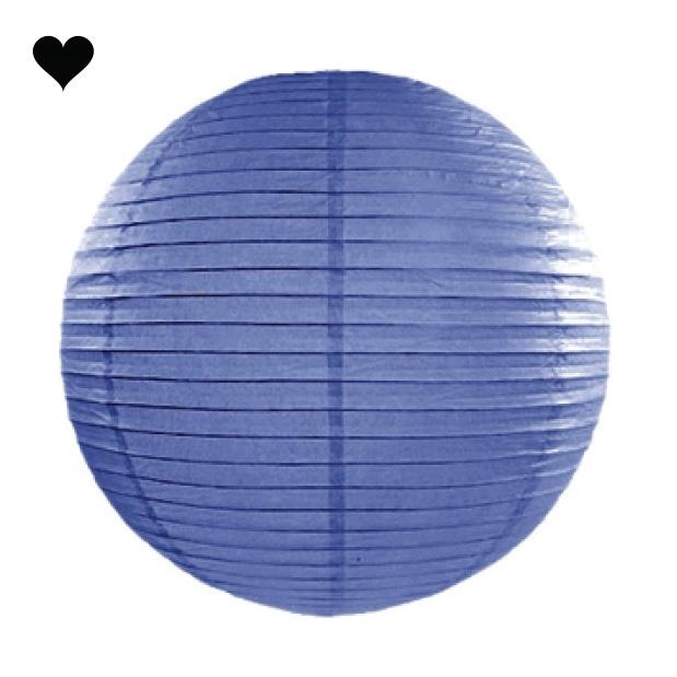 Lampion donkerblauw-1
