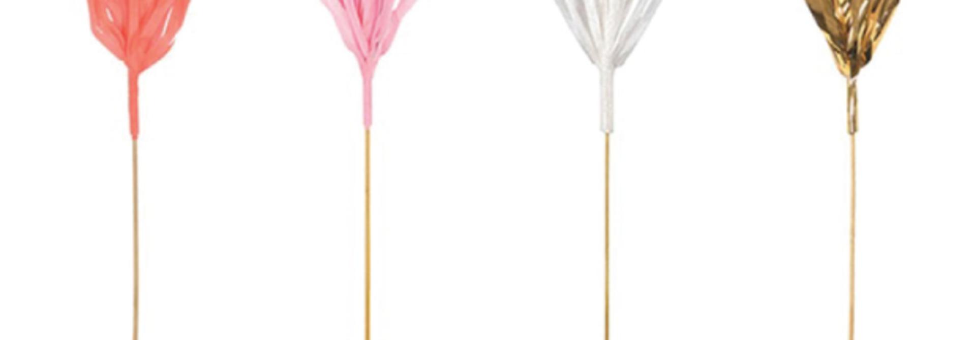 Luxe partysticks (12 st) - Meri Meri