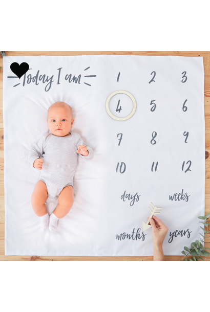 Baby milestone pakket oh baby Ginger Ray