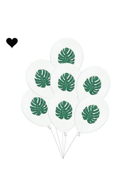 Tropische ballonnen (5 st)