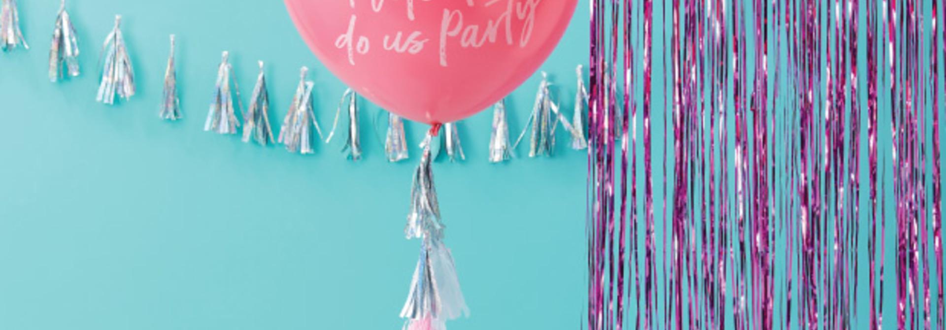 Till death do us party ballon kit - Ginger Ray