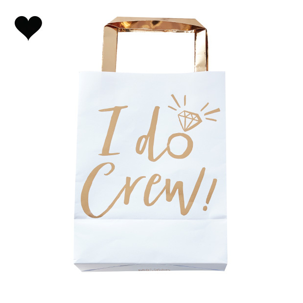 Goody Bags I Do Crew (5 st) - Ginger Ray-2