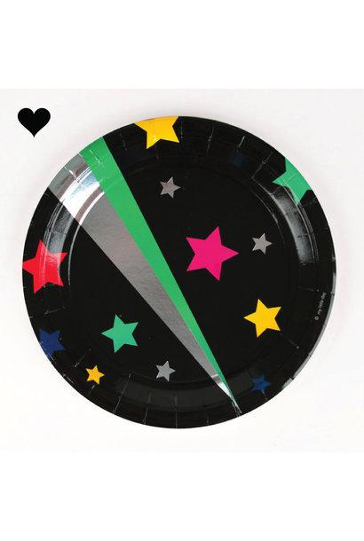 Disco bordjes (8st) My Little Day