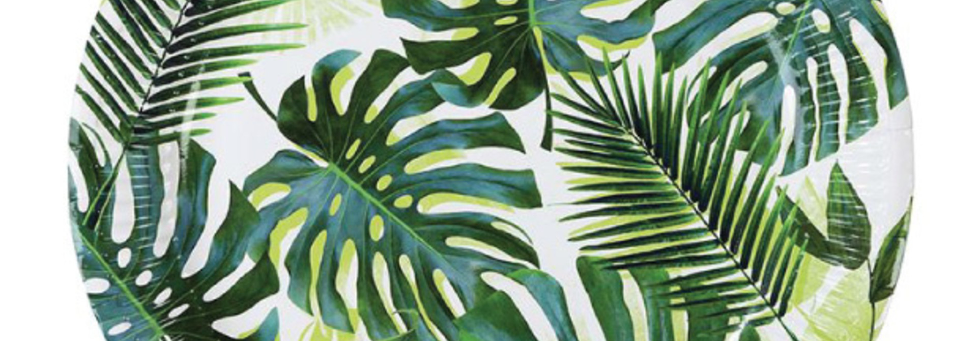 Bordjes tropical fiesta (8 st) - Talking Tables