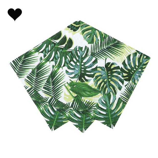 Servetten tropical fiesta (20 st) - Talking Tables-1