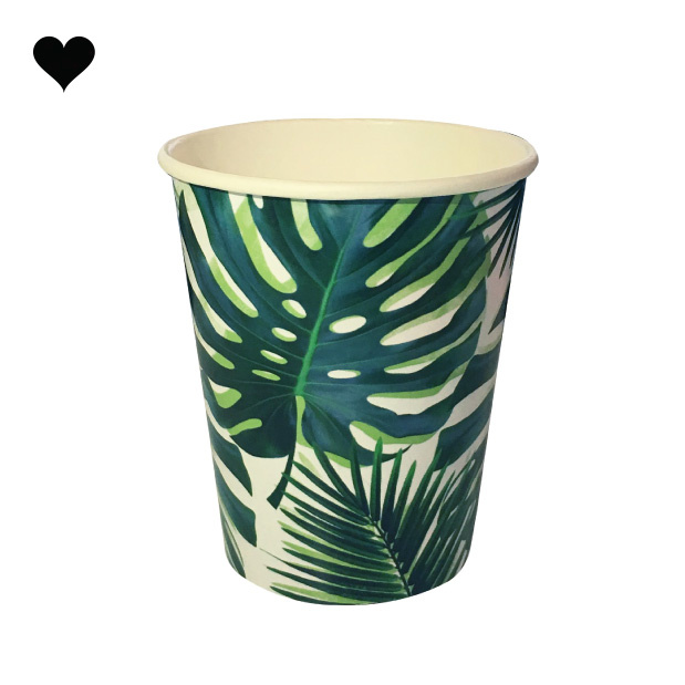 Bekers tropical fiesta (8 st) - Talking Tables-1