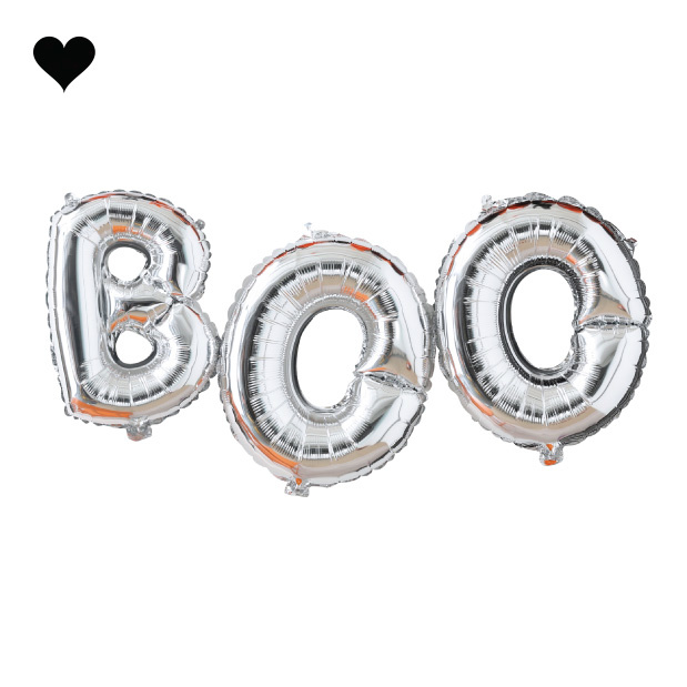 Boo Ballon slinger  (1.5 m) -  Ginger Ray-1