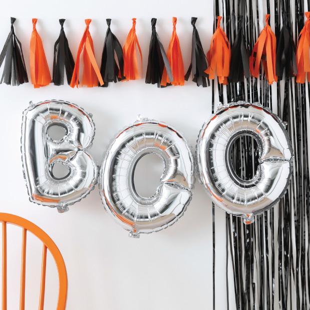 Boo Ballon slinger  (1.5 m) -  Ginger Ray-2