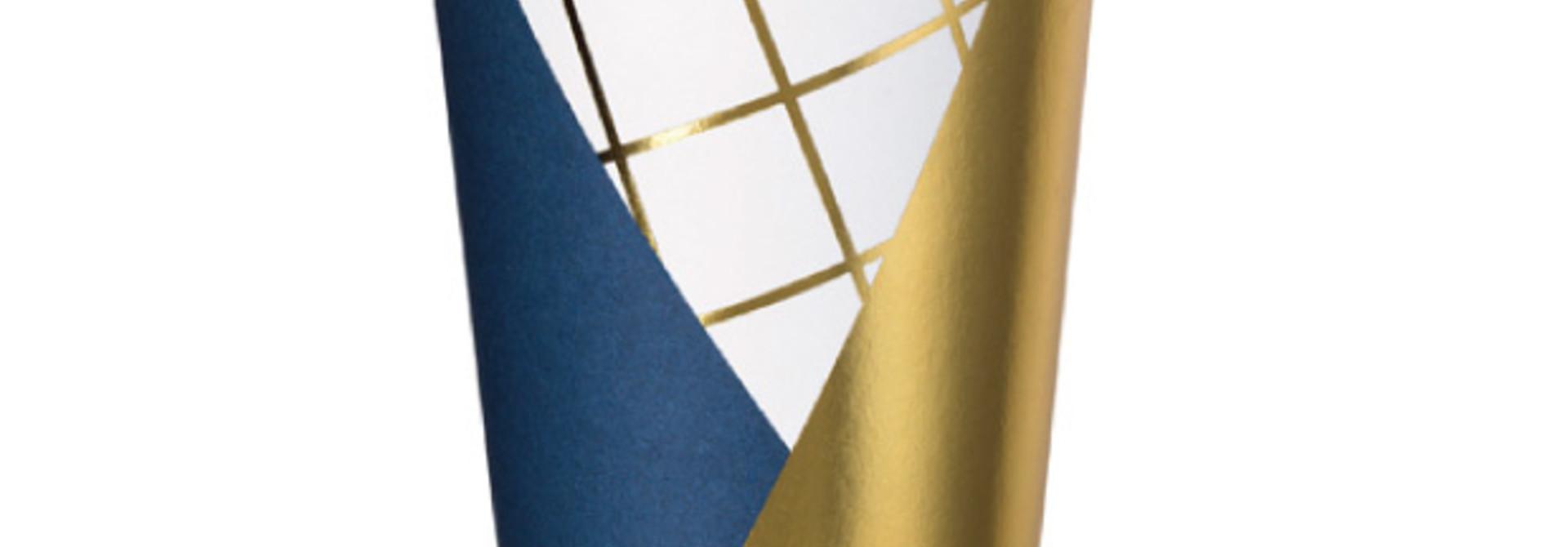 Bekertjes (6st) Golden Grid
