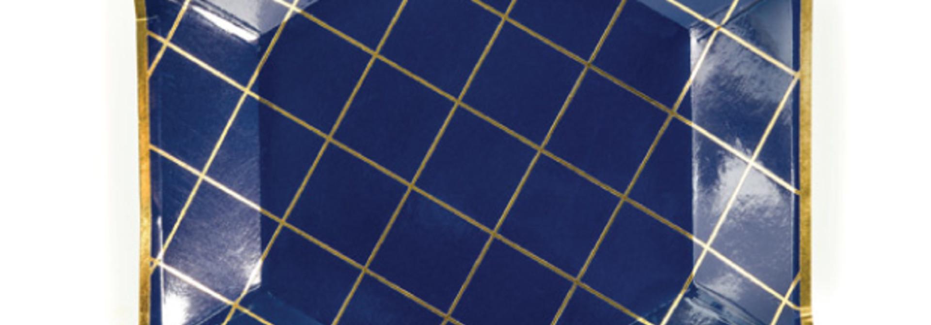 Borden golden grid (6st)