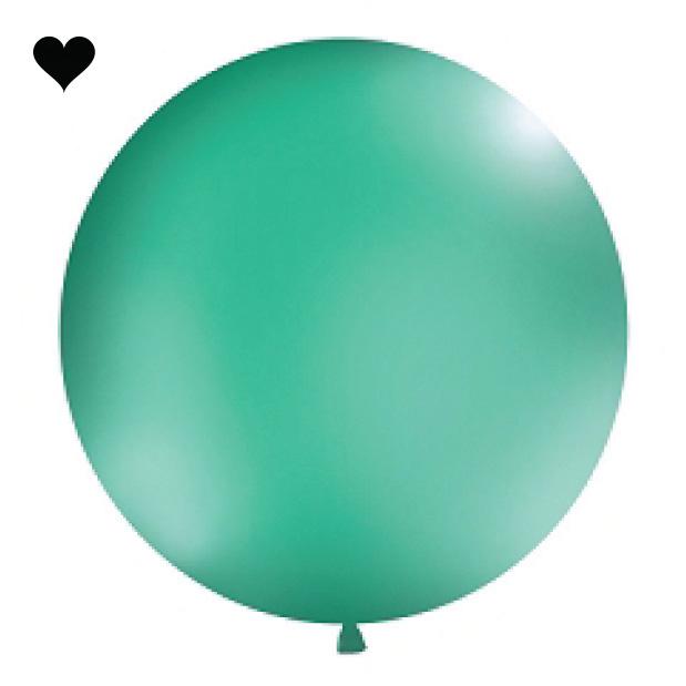 Mega ballon aqua 1M-1