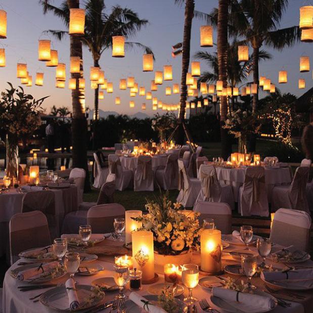 LED lampjes voor lampionnen of ballonnen (5 st)-2