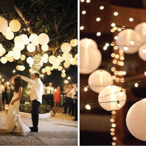 LED lampjes voor lampionnen of ballonnen (5 st)-4