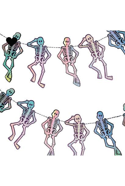 Skeletten slinger creep it real - Ginger Ray