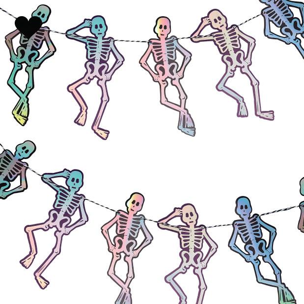 Skeletten slinger creep it real - Ginger Ray-1
