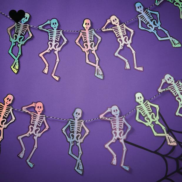 Skeletten slinger creep it real - Ginger Ray-2