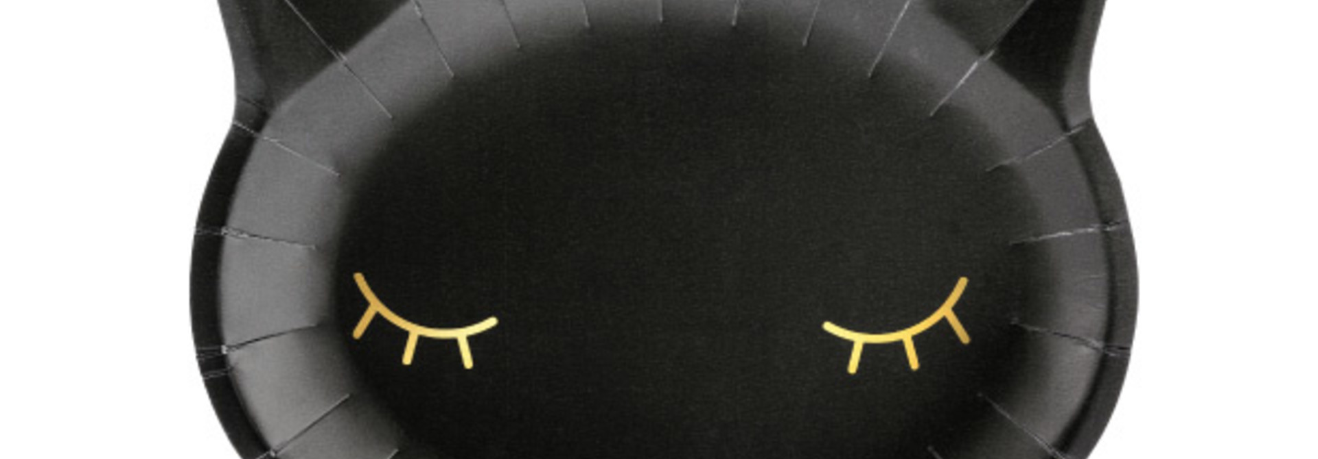 Borden zwart kat (6st)