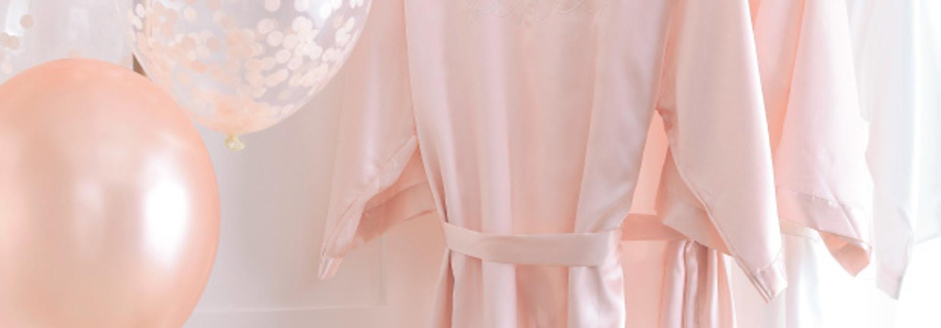 Kimono Brides Bestie Blush Hen Ginger Ray