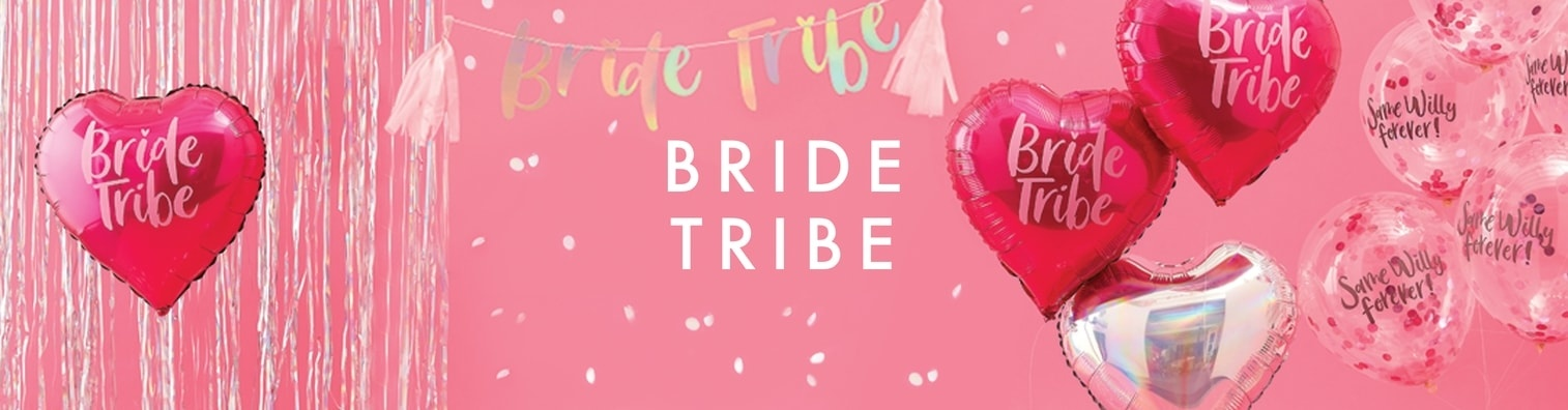 Bride Tribe Ginger Ray