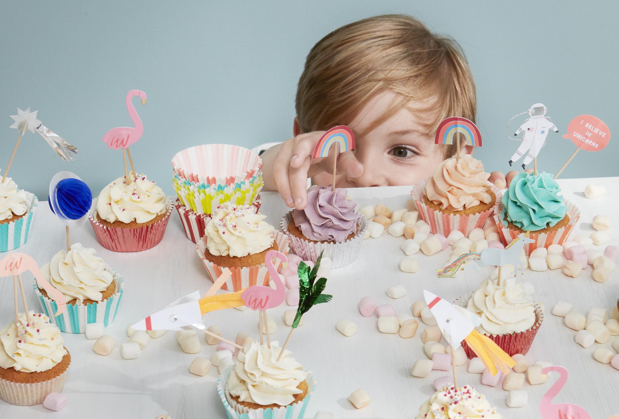 Cupcake sets