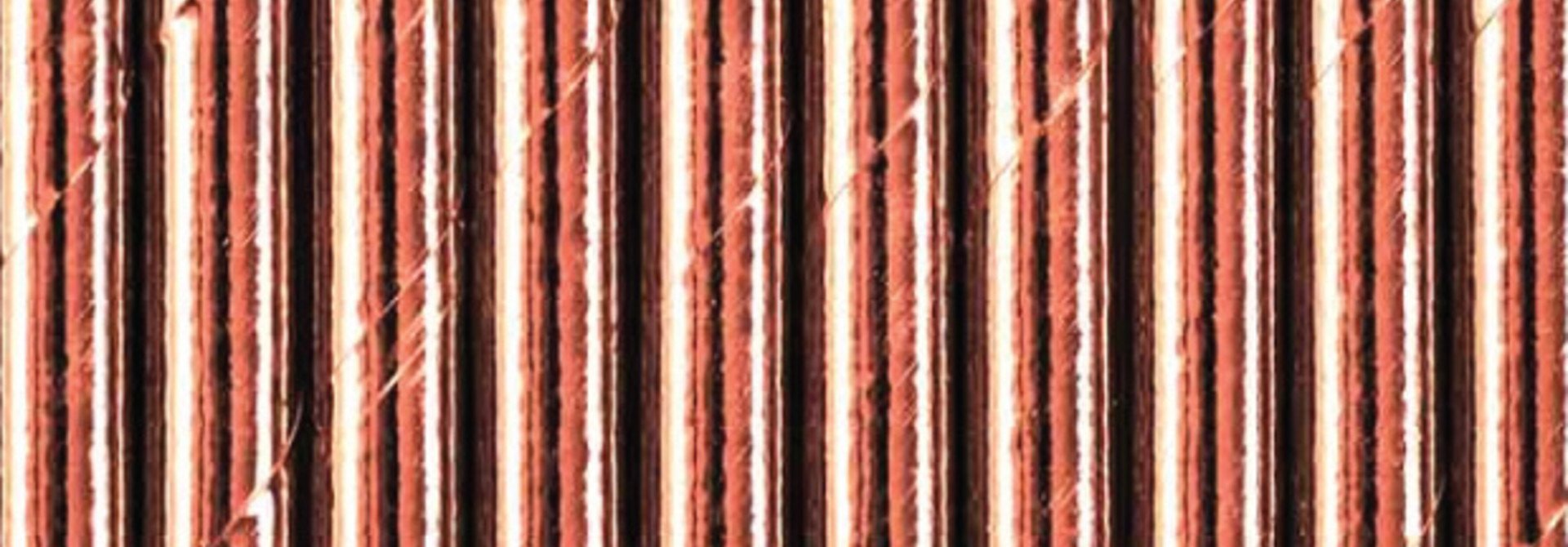 Rietjes roségoud (25st) Ginger Ray