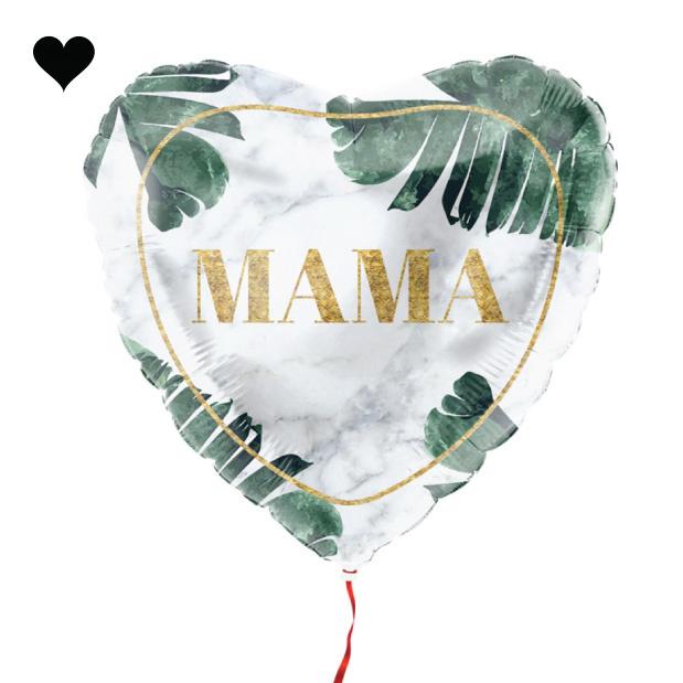 Moederdag folieballon 'mama'-2