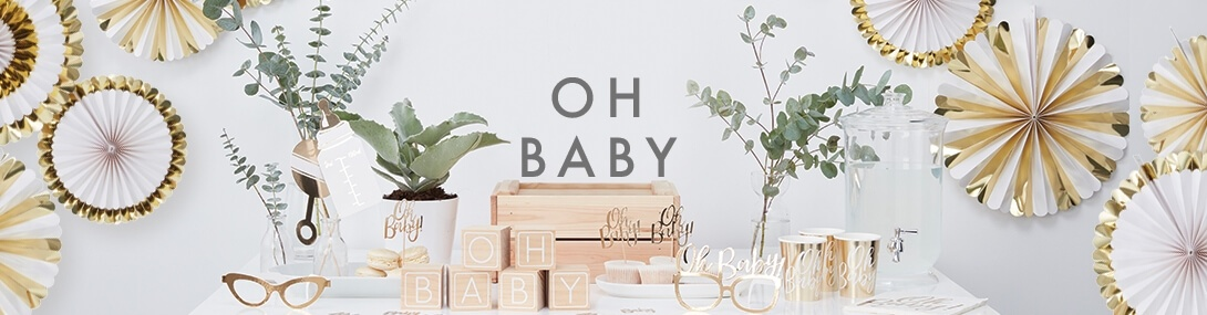 Oh Baby babyshower