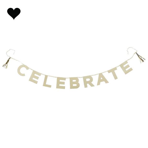 Celebrate  glitter slinger goud (2.5M)-1