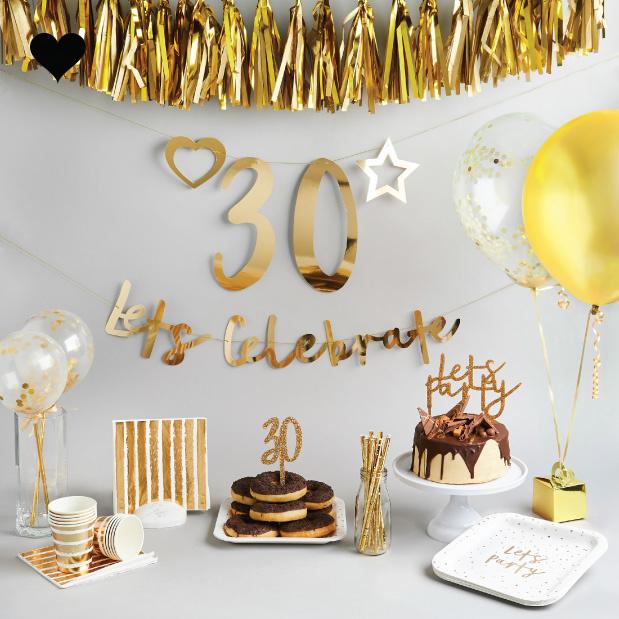 Slinger Let's celebrate goud (2M) Hootyballoo-2