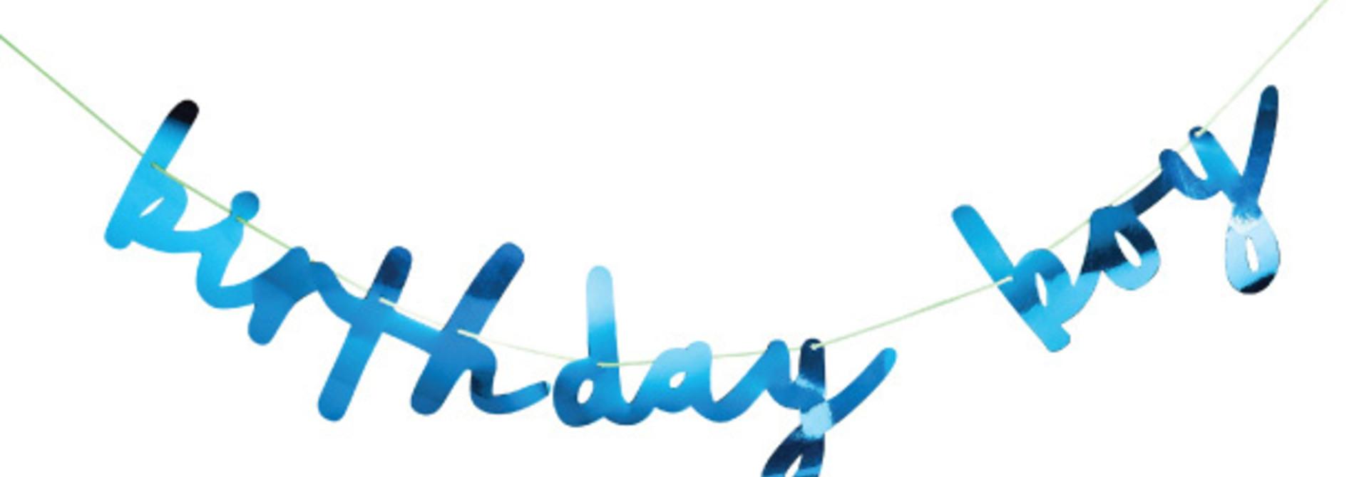 Slinger Birthday Boy (2M) Hootyballoo