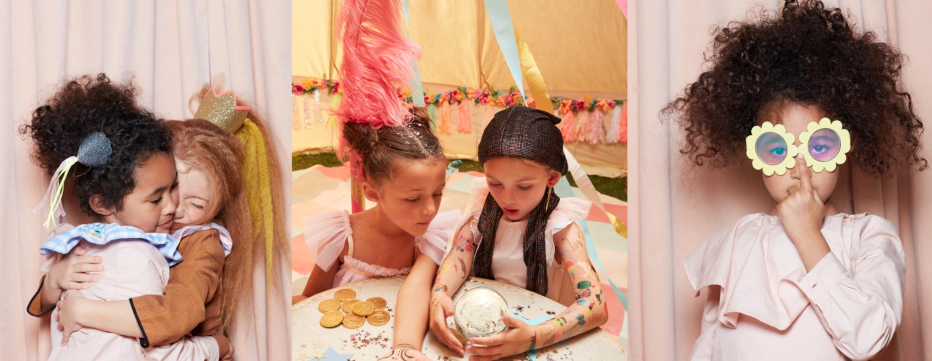 Verjaardag versiering voor meisjes