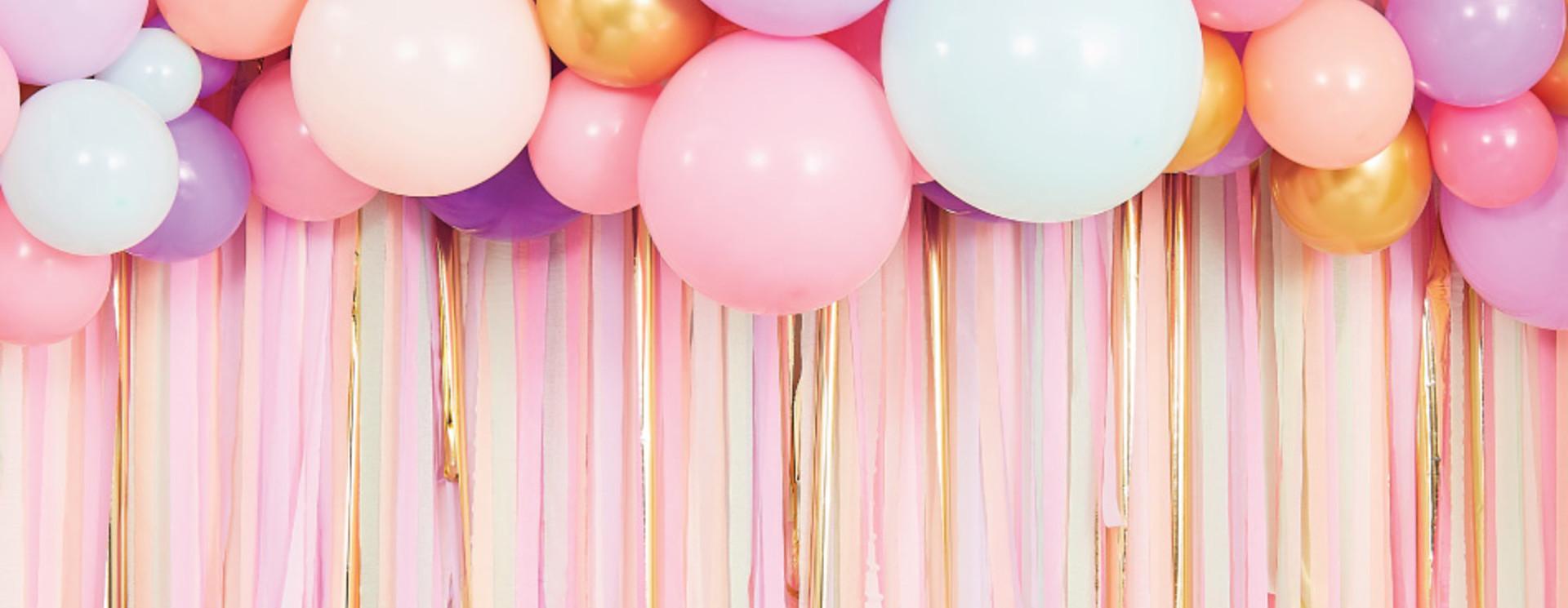 Verjaardag deco