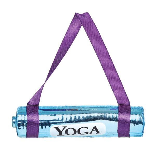 Kersthanger yoga mat Sass & Belle-1