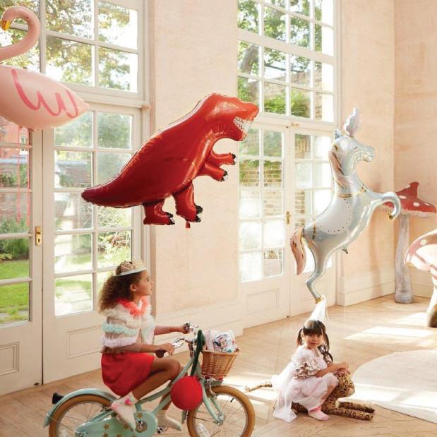 Folieballon Circus paard (102 cm) Meri Meri-4