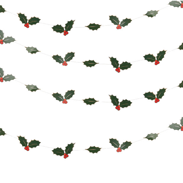 Slinger Holly Traditional touches Ginger Ray-2