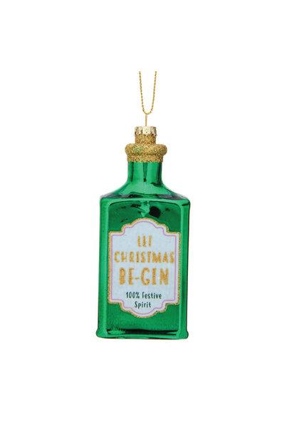 Kersthanger be-gin  groen Sass & Belle