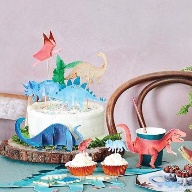 Cupcake kit Dinosaur Kingdom (48st) Meri Meri-3