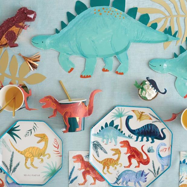 Cupcake kit Dinosaur Kingdom (48st) Meri Meri-2